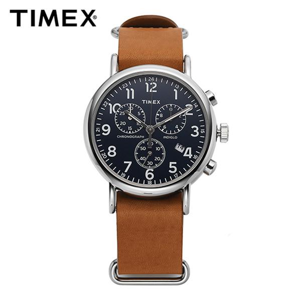 [타이맥스시계 TIMEX] TW2P62300 / 40mm 인디글로라이트 크로노그래프