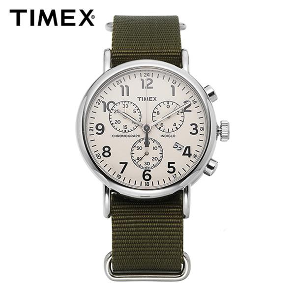 [타이맥스시계 TIMEX] TW2P71400 / 40mm 인디글로라이트 크로노그래프