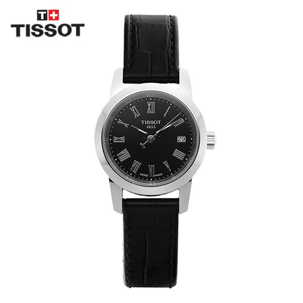 [티쏘시계 TISSOT] T033.210.16.053.00 (T0332101605300) 여성시계 / 커플시계 T-Classic 28mm