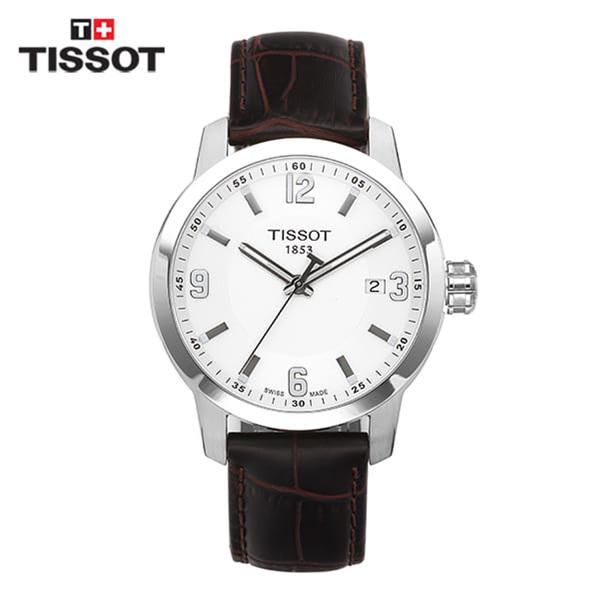 [티쏘 TISSOT] T055.410.16.017.01 (T0554101601701) / T-Sport PRC200 Mens 41mm