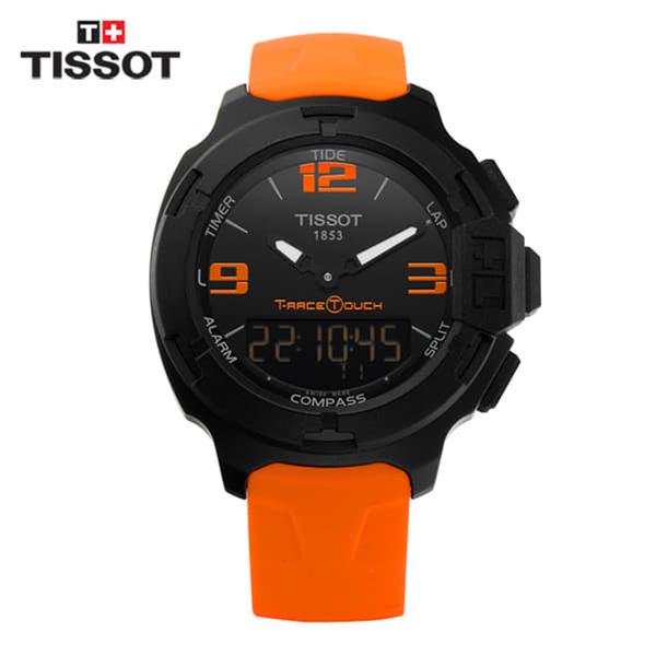 [티쏘 TISSOT] T081.420.97.057.02(T0814209705702) / 티 레이서 T-Race Touch 42mm