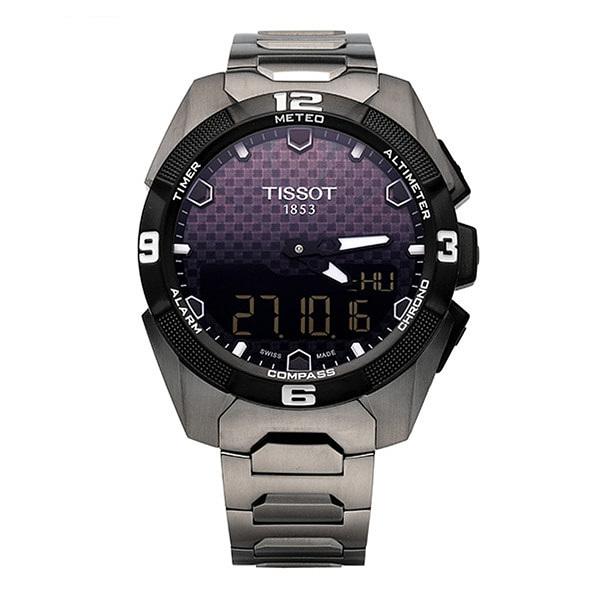 [티쏘시계 TISSOT] T091.420.44.051.00 (T0914204405100) T-TOUCH EXPERT SOLAR 45mm