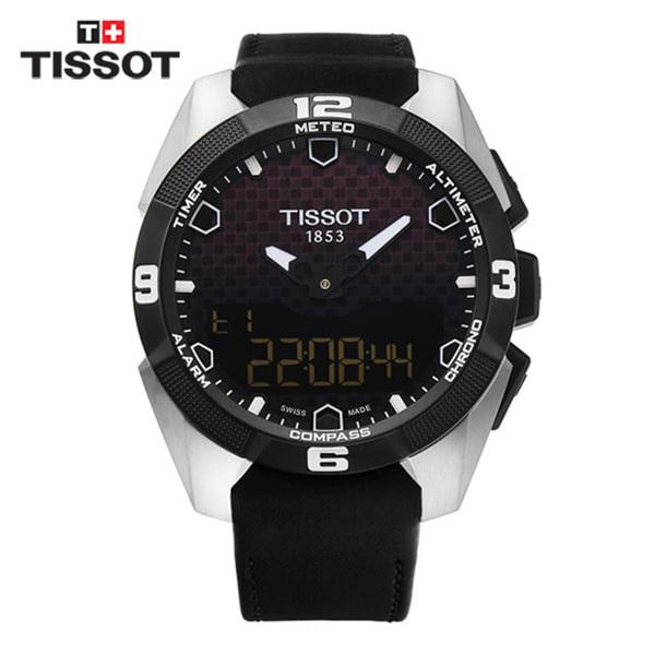 [티쏘 TISSOT] T091.420.46.051.00(T0914204605100) / 티 터치 T-Touch Expert 45mm