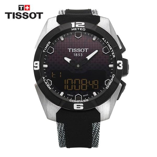 [티쏘 TISSOT] T091.420.46.051.01(T0914204605101) / 티 터치 T-Touch Expert 45mm