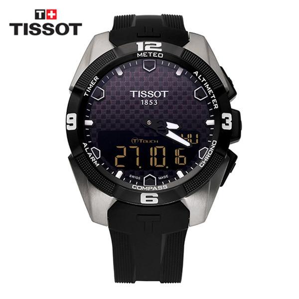 [티쏘시계 TISSOT] T091.420.47.051.00 (T0914204705100) T-TOUCH EXPERT SOLAR 45mm