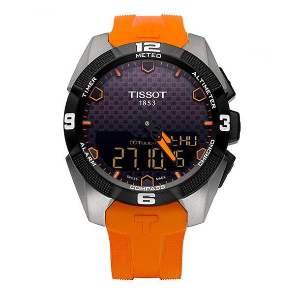 [티쏘시계 TISSOT] T091.420.47.051.01 (T0914204705101) T-TOUCH EXPERT SOLAR 45mm