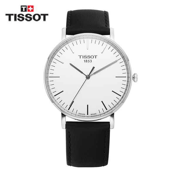 [티쏘 TISSOT] T109.610.16.031.00 (T1096101603100) / T-Classic Everytime Large 42mm