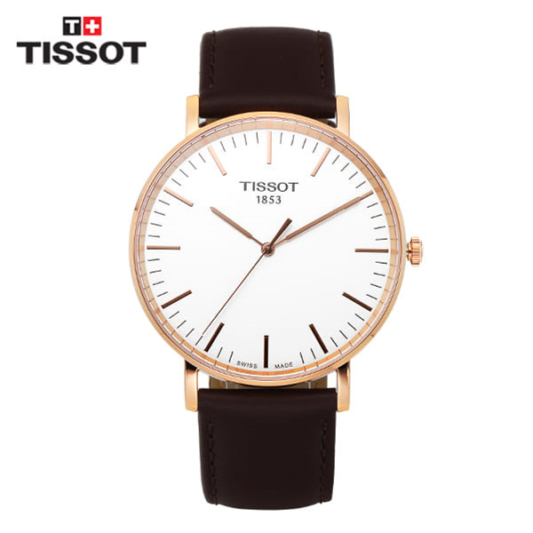 [티쏘 TISSOT] T109.610.36.031.00 (T1096103603100) / T-Classic Everytime Large 42mm