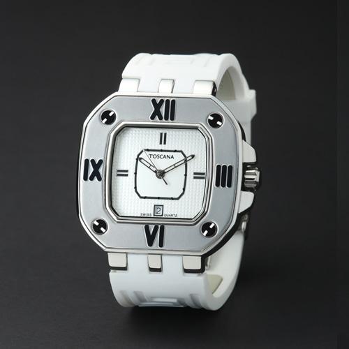[토스카나 TOSCANA] MTS-W-W1 남성용 게르마늄 시계