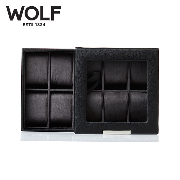 [울프 WOLF] 319603 (Stackables Watch Tray Set 2 x) / 시계보관함 Watch Cubbyhole
