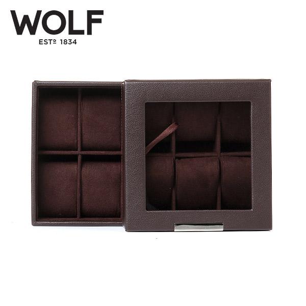 [울프 WOLF] 319606 (Stackables Watch Tray Set 2 x) / 시계보관함 Watch Cubbyhole