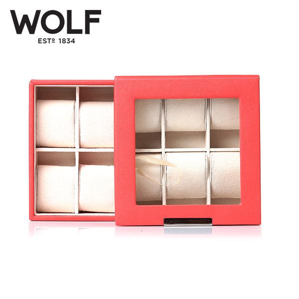 [울프 WOLF] 319642 (Stackables Watch Tray Set 2 x) / 시계보관함 Watch Cubbyhole