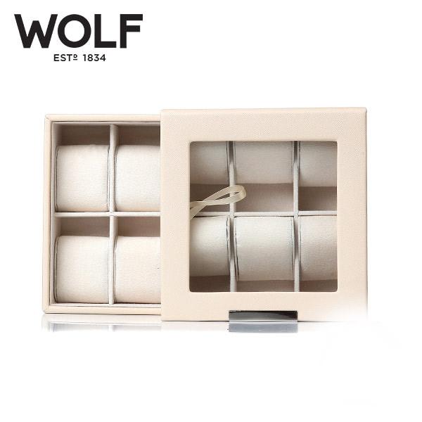 [울프 WOLF] 319653 (Stackables Watch Tray Set 2 x) / 시계보관함 Watch Cubbyhole