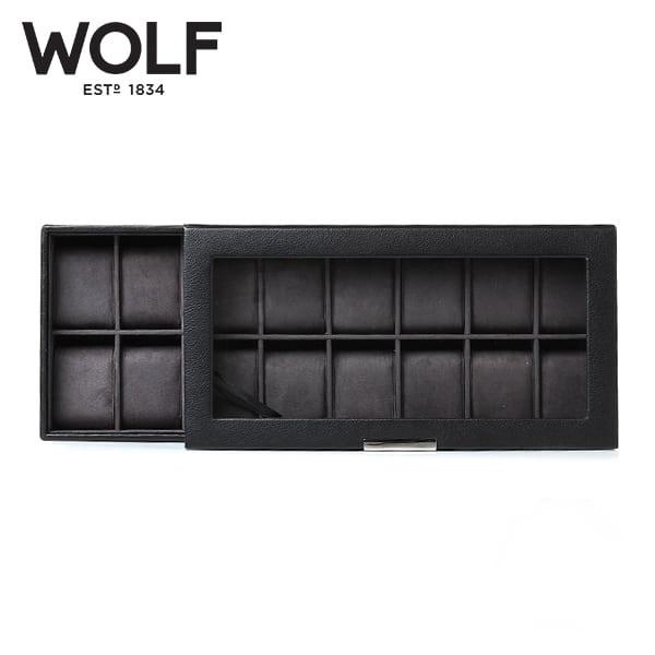 [울프 WOLF] 319703 (Stackables Watch Tray Set 2 x) / 시계보관함 Watch Cubbyhole