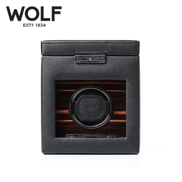 [울프 WOLF] 457156 (Roadster Single Winder w/ Stg) / 워치와인더 Watch Winder