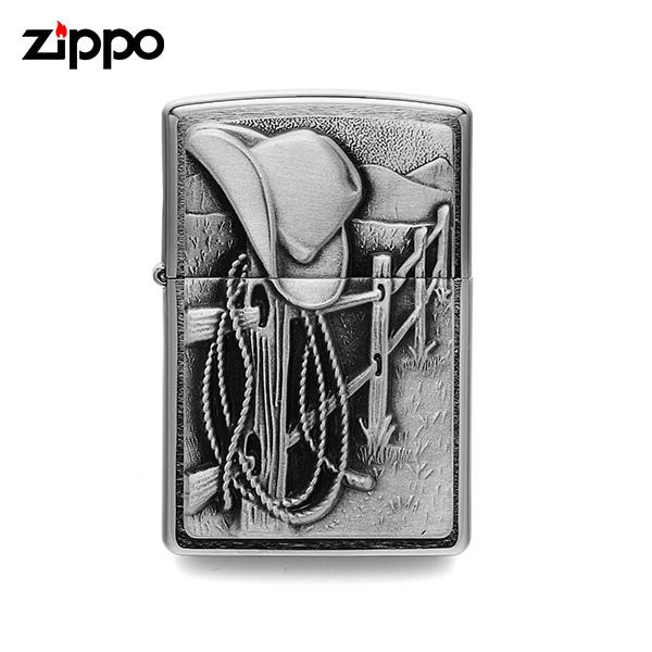 [지포 ZIPPO] ZP24879 / Resting Cowboy