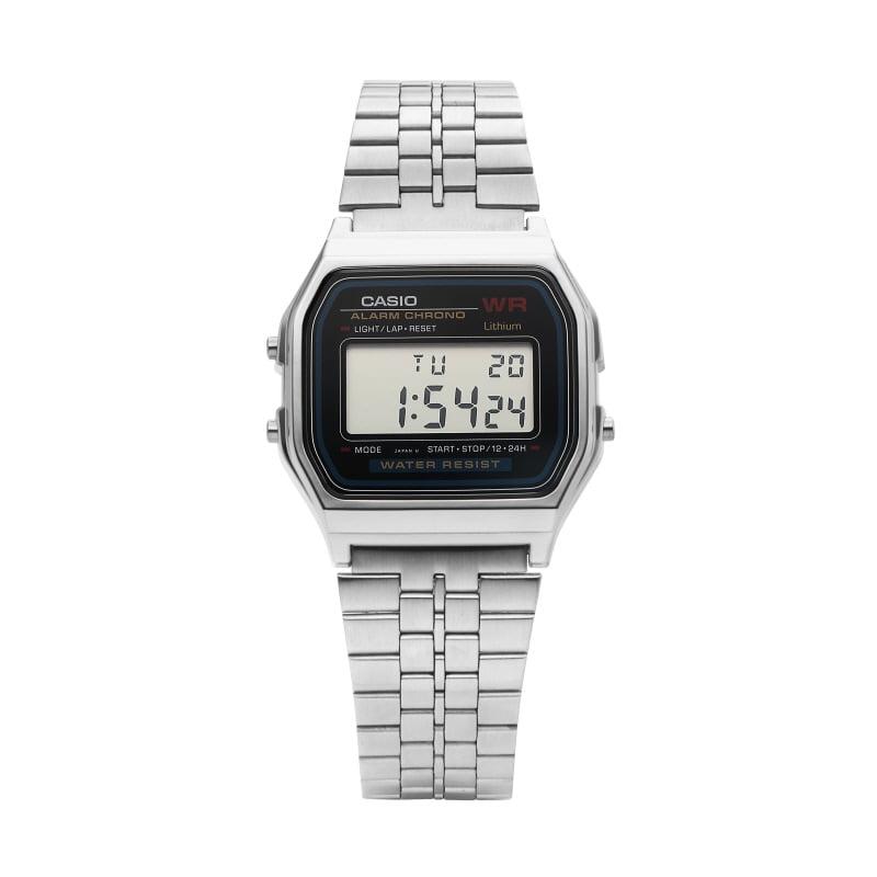 카시오(CASIO) 카시오 CASIO A159W-N1DF (A159W-N1) 디지털 공용 메탈시계 32X27mm