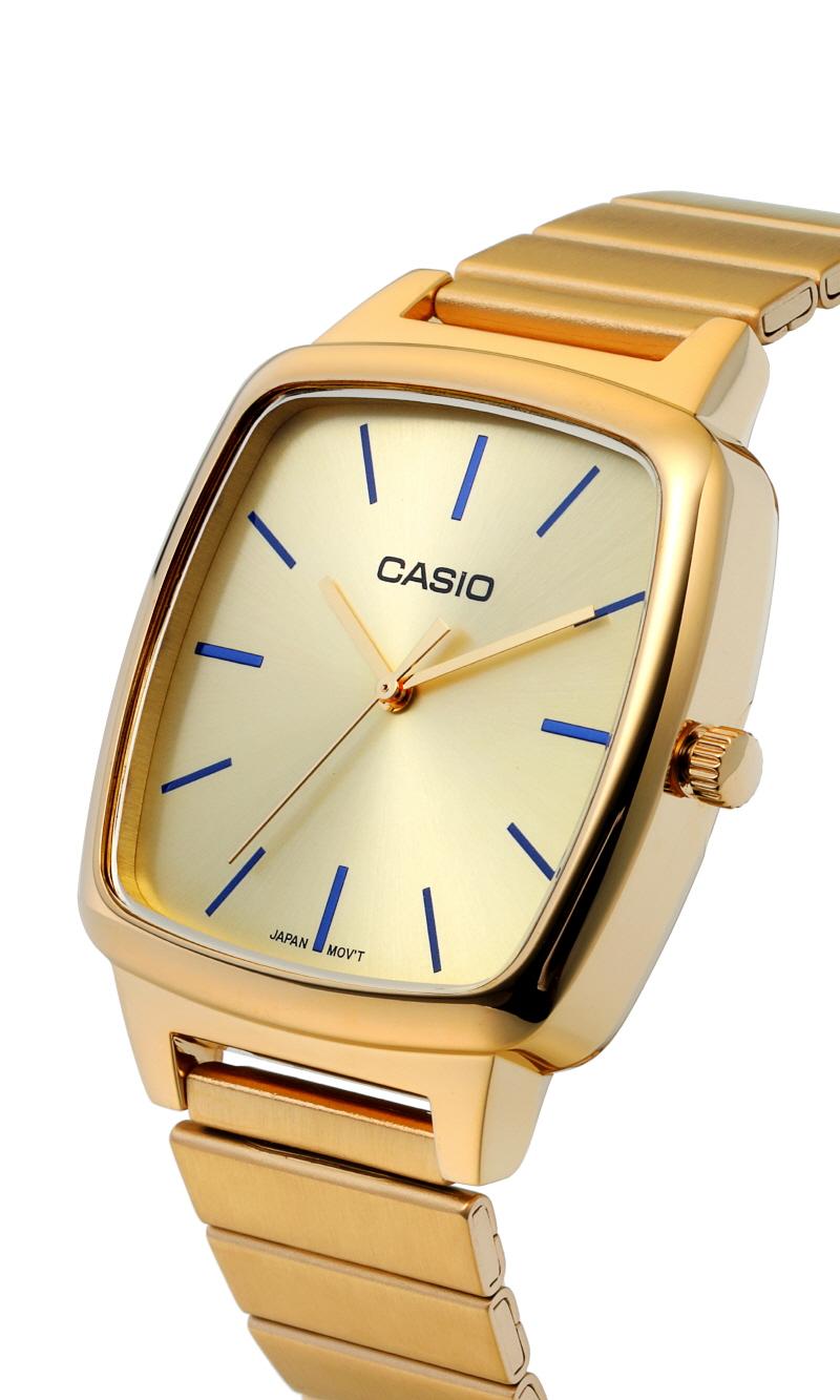 카시오 CASIO LTP-E117G-9ADF (LTP-E117G-9A) 아날로그 공용 메탈시계 36mm