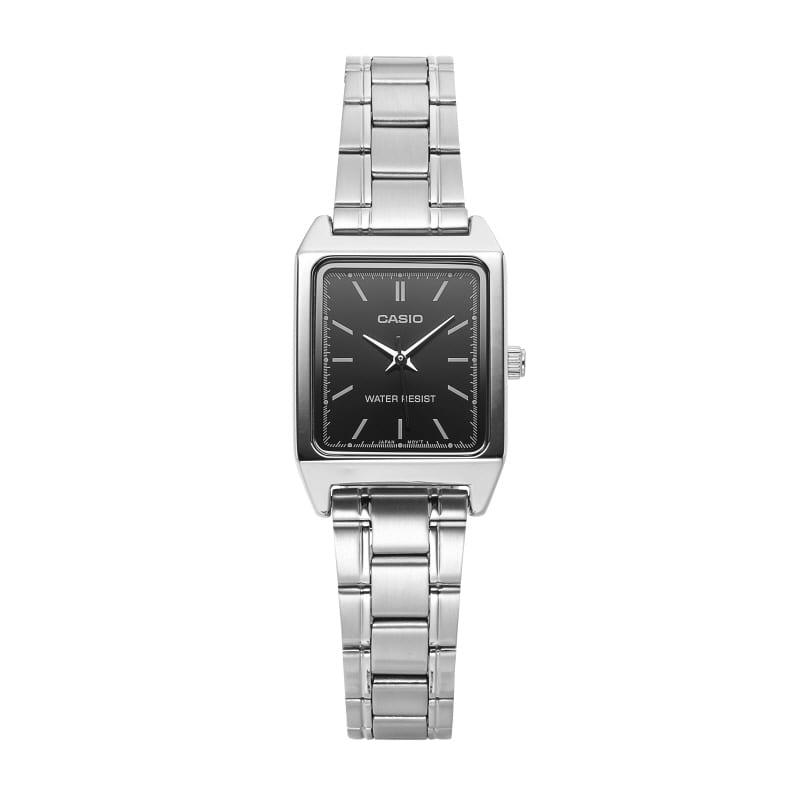 카시오(CASIO) CASIO 카시오 LTP-V007D-1EUDF 아날로그 메탈 여성 시계