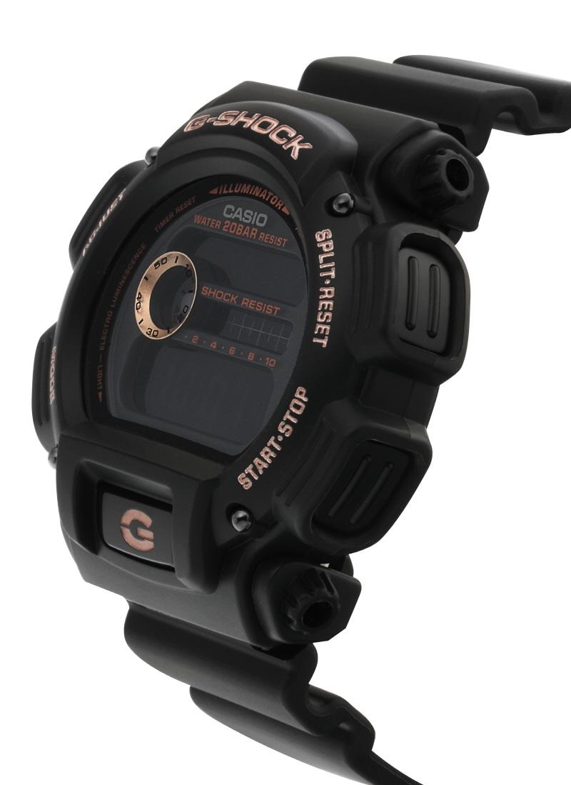 지샥(G-SHOCK) 지샥 G-SHOCK DW-9052GBX-1A4 STANDARD DIGITAL 스탠다드 디지털 남성 우레탄시계