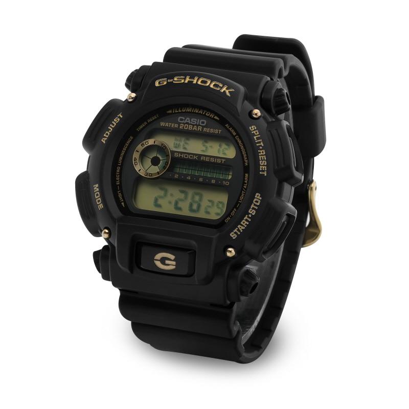 지샥(G-SHOCK) DW-9052GBX-1A9 스탠다드 디지털 전자시계