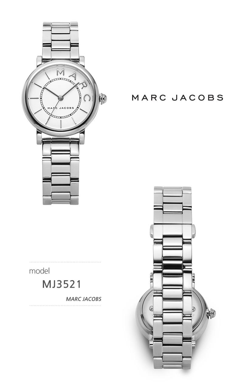 마크제이콥스(MARC JACOBS) MJ3521 Roxy 여성 메탈
