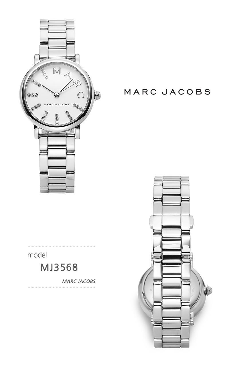 마크제이콥스(MARC JACOBS) MJ3568 Roxy 여성 메탈